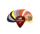 Picks - Dunlop Jazztone/Ultex/Max grip/Stubby