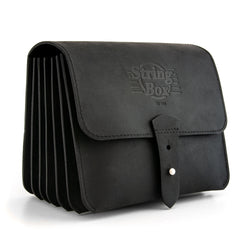 String Box - Wallet - Black