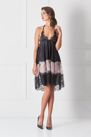 Double Lace Nightdress