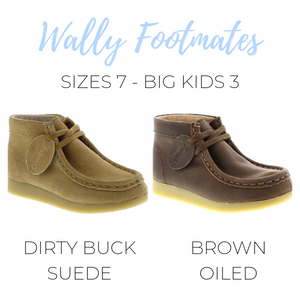 Wally FootMates
