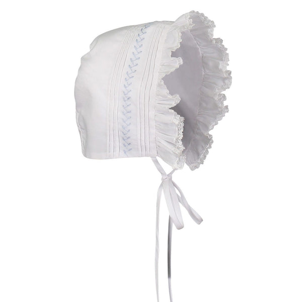 Girls Vintage Bonnet