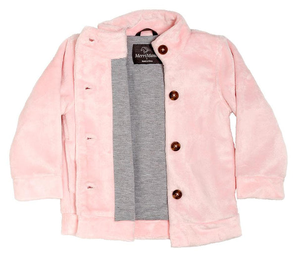 Cruise Jacket in Blush