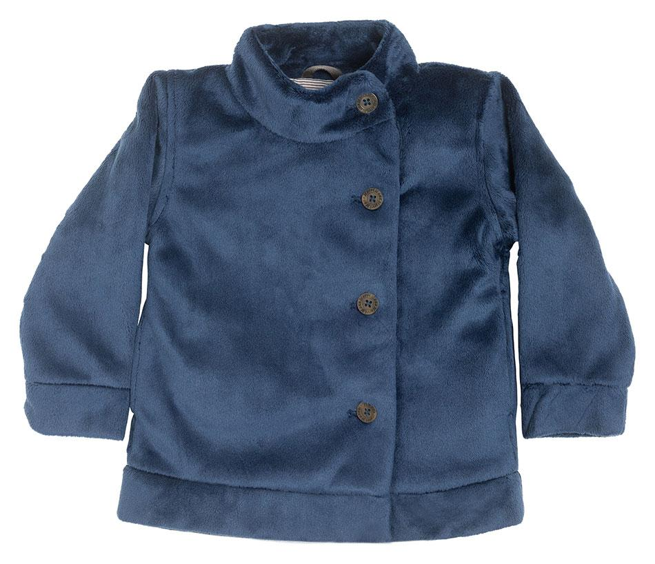 Cruise Jacket in Navy Blue