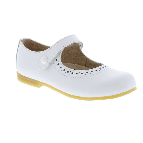 FootMates Emma Velcro Strap (Multiple Colors)