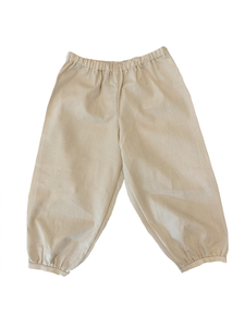 Henry Banded Pants (fabric band)