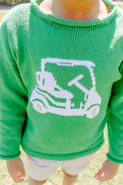 Golf Cart Sweater