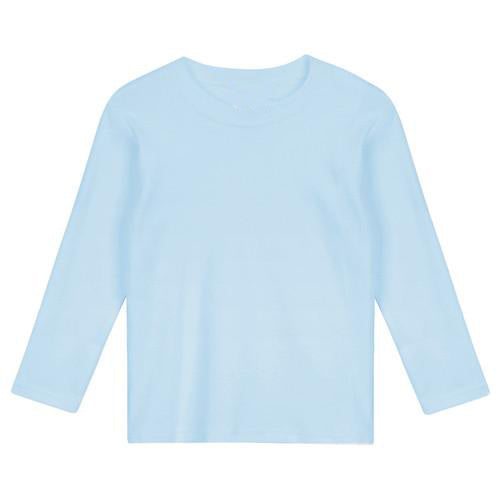 Boy's Long Sleeve Blank T-Shirt