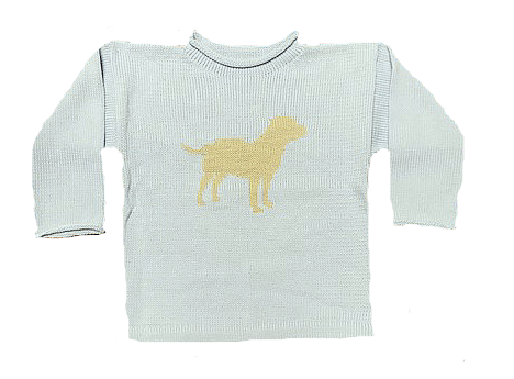 Puppy Dog Sweater