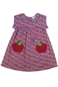 Suzanna Apple Dress - PREORDER