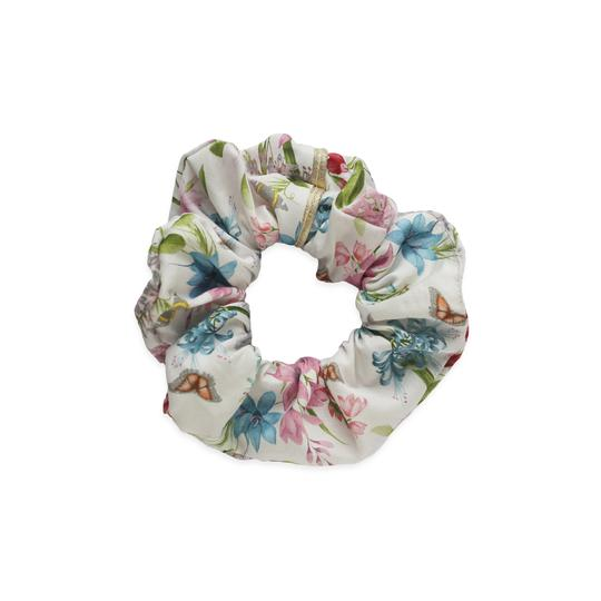 Spring Flower Capsule Extra Large Scrunchie