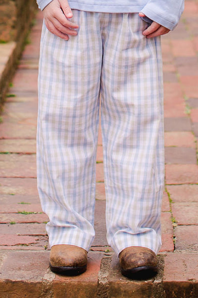 Rowan Plaid Bottoms