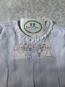 Princess Embroidery