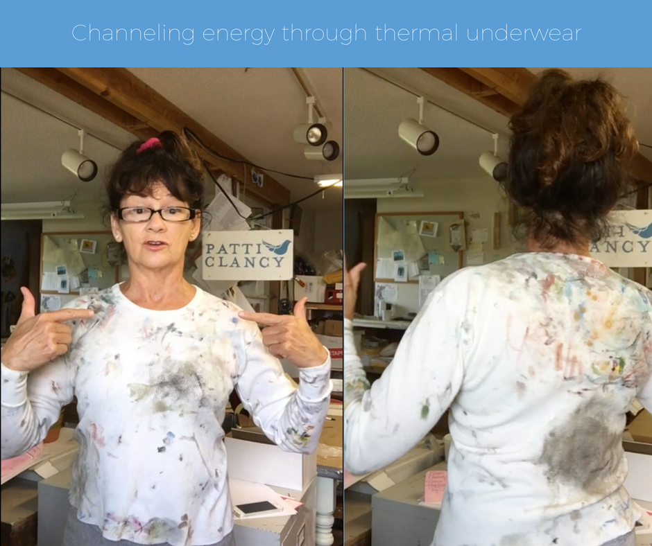 How A Thermal Underwear Shirt Helped Launch My Business