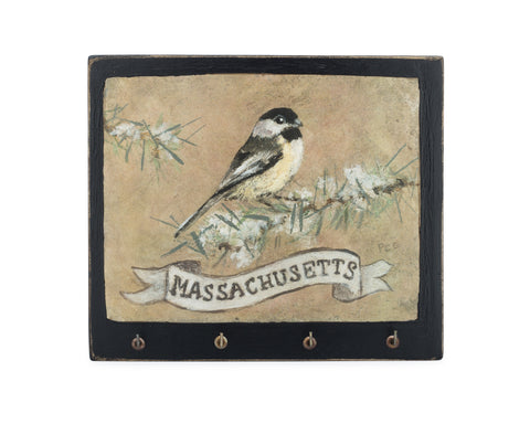 MA/Black-capped Chickadee