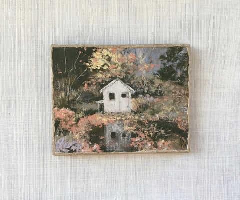 """Little House in Autumn"""