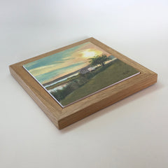"Trivet / RS ""Afternoon Glow"""