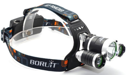 Gentil ... ULTRA Bright CREE 5000lm LED Headlamp ...