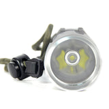 Tactical Flashlight L2 T6 USB Rechargeable