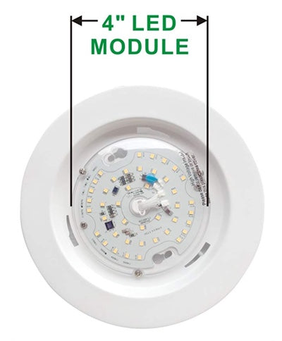 Cloudy Bay Flush Mount Ceiling Light LED Module