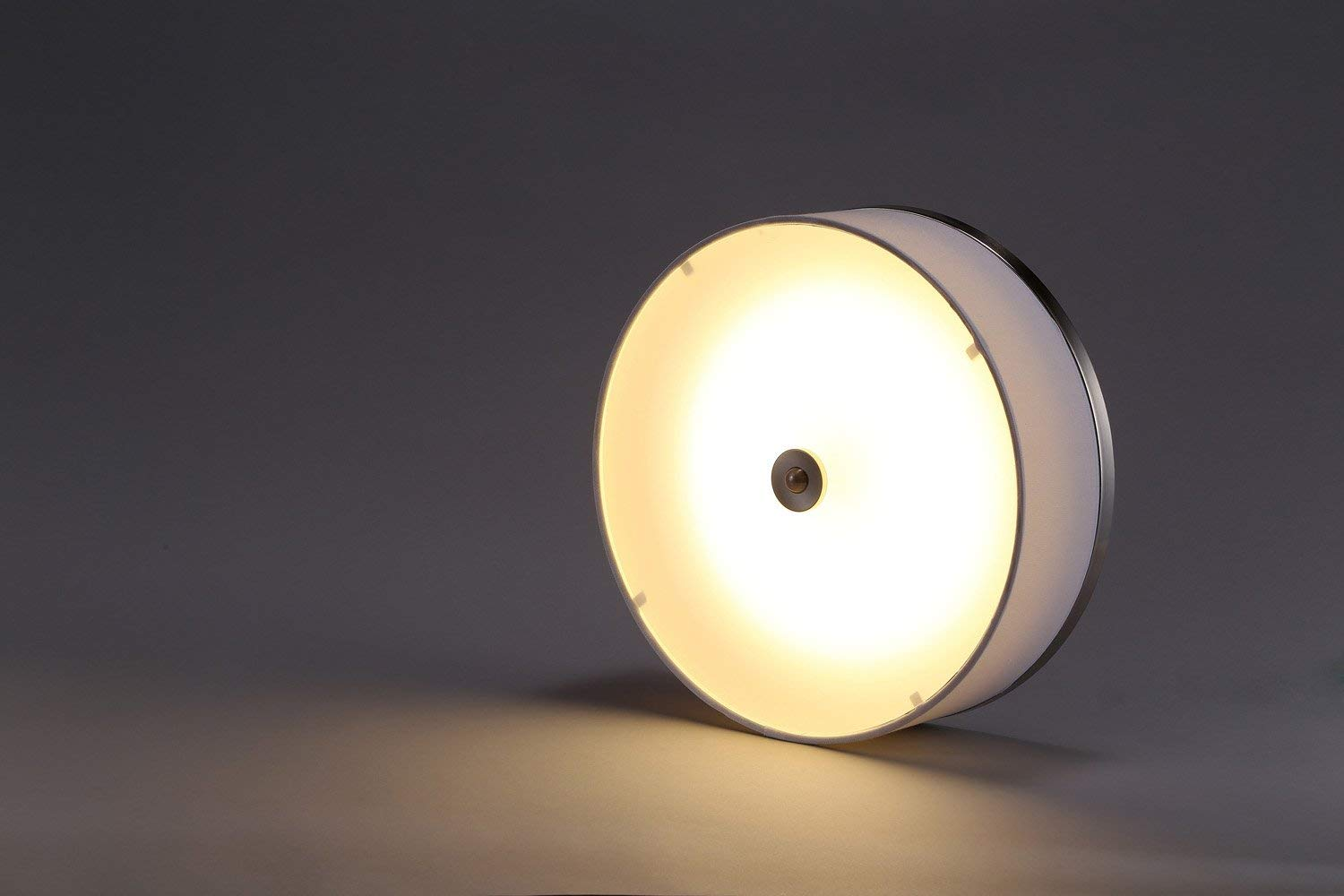 Fabric Shade Drum Flush Mount Ceiling Light 15 Quot Dimmable