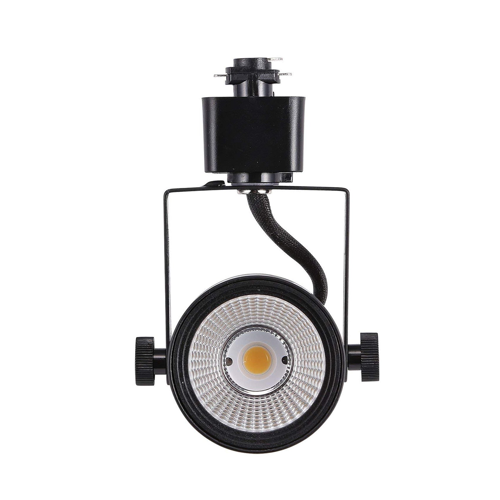 Cloudy Bay Track Light Dimmable LED Black 120v/8w/580lm
