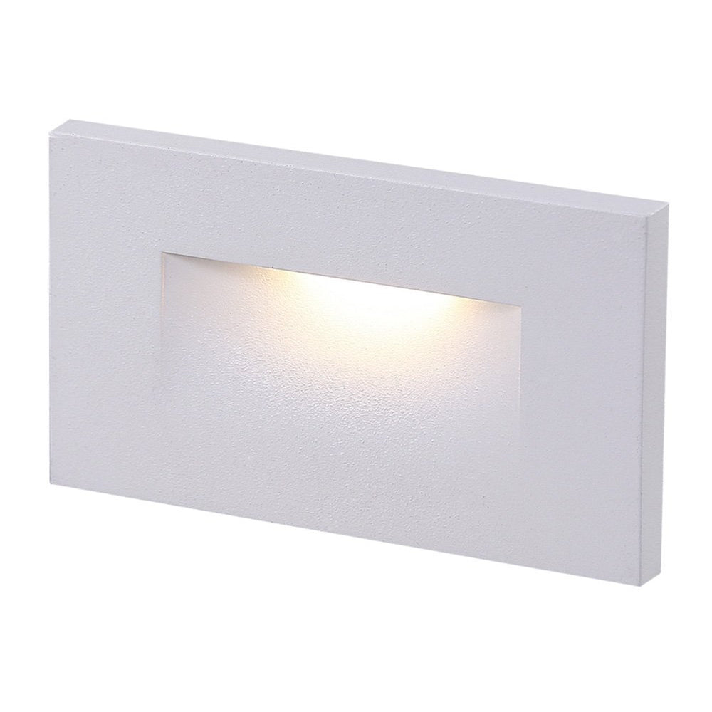 Cloudybay LED Step/Stair Light Horizontal 3W White 3000K__title