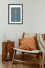 There Is A Light That Never Goes Out The Smiths Inspired Retro A3 Art Print