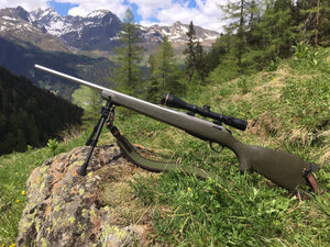 Light Mountain Hunting Rifle