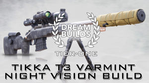 VIDEO: Tier One Dream Builds featuring PSE