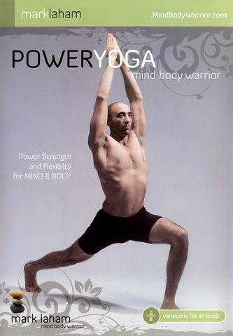 MindBodyWarrior Power Yoga DVD Download