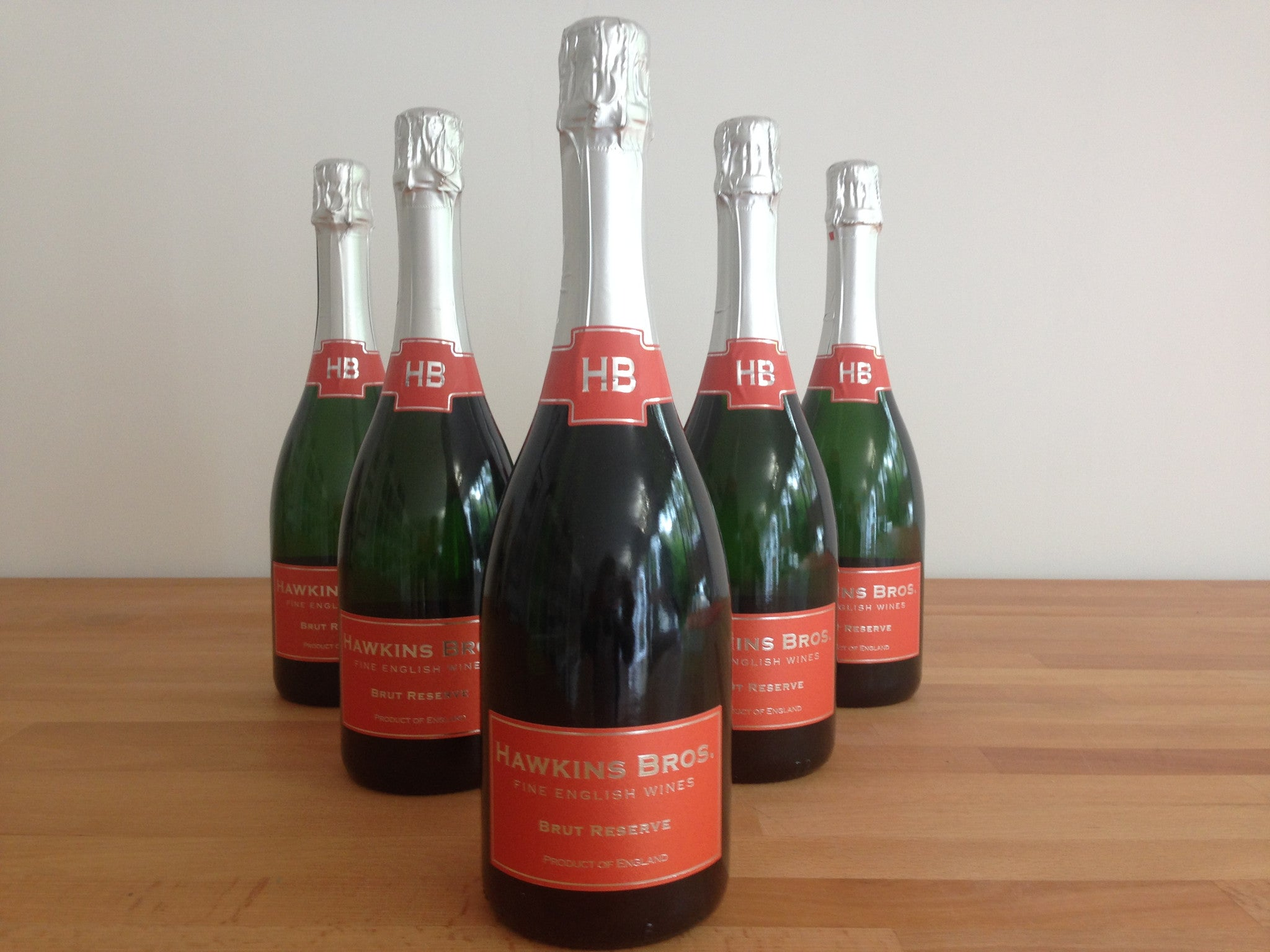 Our very own Brut Reserve is released
