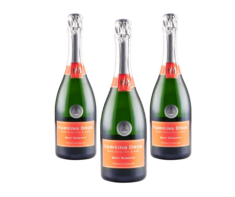 Hawkins Bros Brut Reserve english sparkling wine
