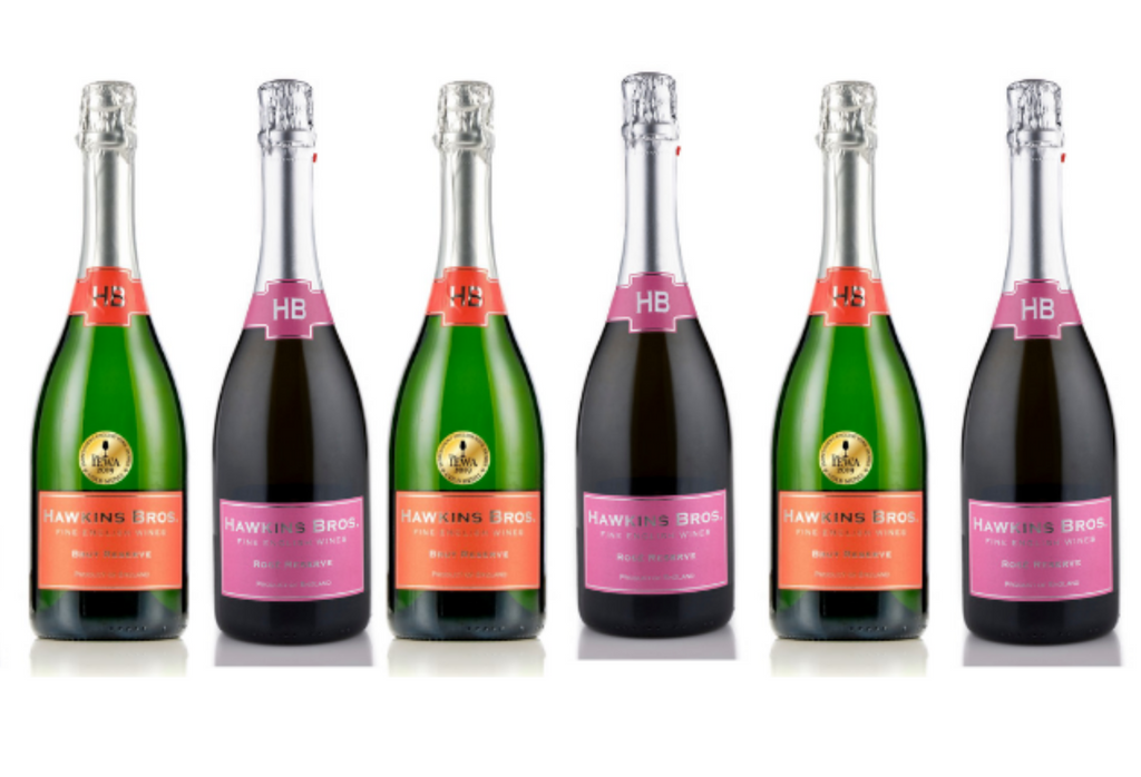 £20 OFF! Pre-Christmas Hawkins Bros Fizz case only £133  including FREE delivery! - Hawkins Bros. Fine English Wines