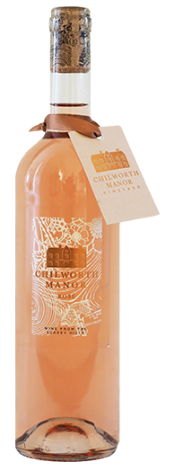 Chilworth Manor Rosé 2019 - Hawkins Bros. Fine English Wines