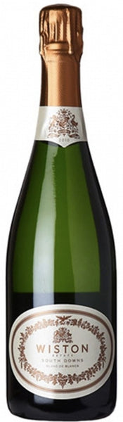 Wiston Blanc de Blanc English sparkling wine