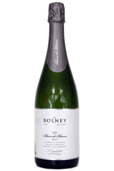 Bolney Blanc de Blanc English sparkling wine