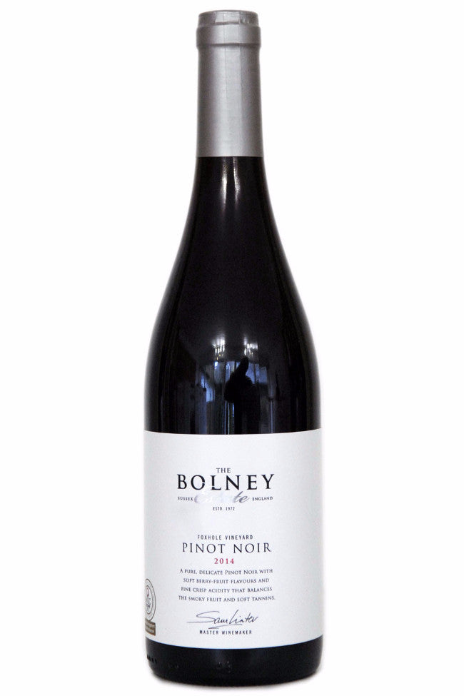 Bolney Estate Pinot Noir 2018 - Hawkins Bros. Fine English Wines