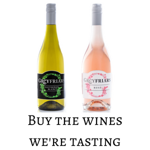 Greyfriars Online Tasting Wines with FREE delivery - Hawkins Bros. Fine English Wines