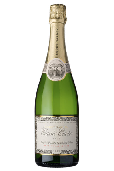 Court Garden Classic Cuvée English sparkling wine