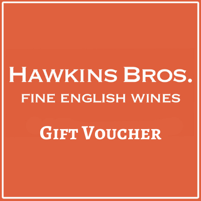 Hawkins Bros Gift Voucher - Hawkins Bros. Fine English Wines