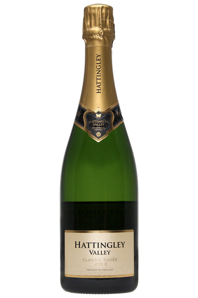 Hattingley Valley Classic Cuvée English sparkling wine
