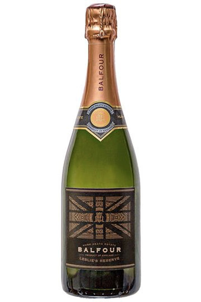 Hush Heath Balfour Leslie's Reserve NV English sparkling wine