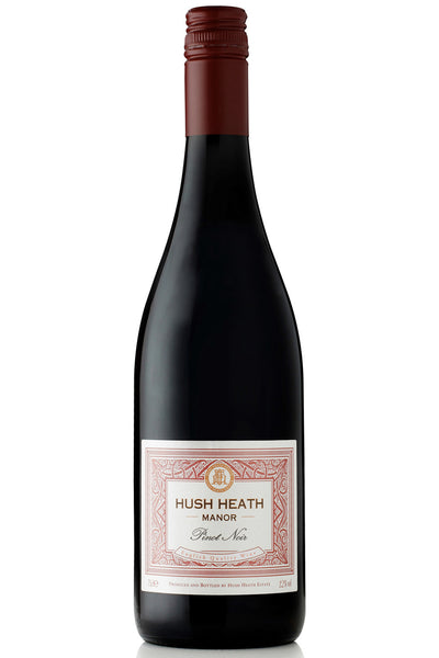 Hush Heath Manor Pinot Noir English red wine