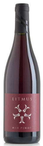 Litmus Red Pinot Noir 2018 - Hawkins Bros. Fine English Wines
