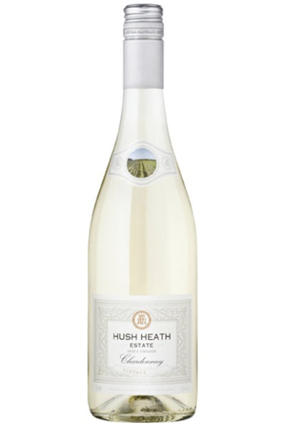 Hush Heath Skye's English White wine chardonnay