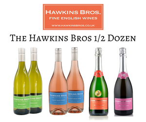 The Hawkins Bros Half Dozen £120 delivered. - Hawkins Bros. Fine English Wines