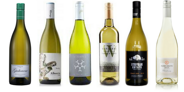 Winbirri Bacchus Mixed Case English White Wines