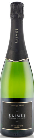 Raimes Blanc de Noir 2015 - Hawkins Bros. Fine English Wines