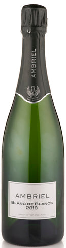 Ambriel Blanc de Blancs 2010 English sparkling wine