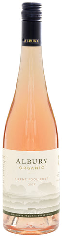 Albury Estate Silent Pool Rosé 2017 - Hawkins Bros. Fine English Wines